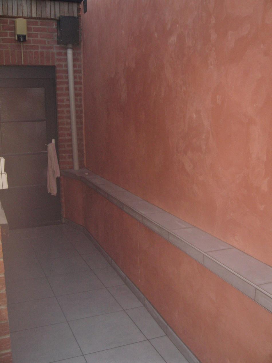 Isolation contre humidit enduit color carrelage e g i for Enduit de carrelage